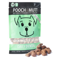 Pooch & Mutt Daily Dental Grain Free Dog Treats 80g