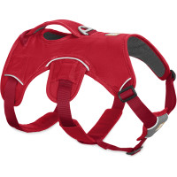 Ruffwear Webmaster Dog Harness Red Currant