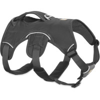 Ruffwear Webmaster Dog Harness Twilight Grey Small