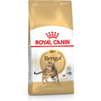 Royal Canin Breed Nutrition Bengal Adult Cat Food 400g