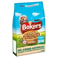 Bakers Complete Chicken & Vegetable Puppy Food 2.7kg