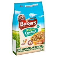 Bakers Complete Chicken Weight Control Adult Dog Food 12.5kg