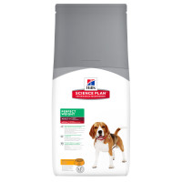 Hills Science Plan Canine Adult Perfect Weight Medium 10kg x 2