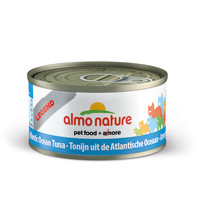 Almo Nature Legend Tins Tuna Cat Food 70g x 24 Atlantic Tuna