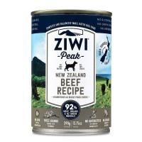 ZiwiPeak Daily Dog Cuisine Beef Adult Dog Food 390g x 12
