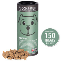 Pooch & Mutt Move Easy Natural Dog Treats 125g