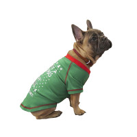 Rosewood Novelty Christmas T-Shirt for Dogs Medium