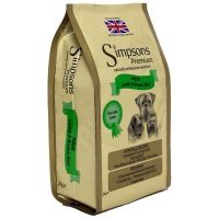 Simpsons Complete Lamb & Brown Rice Adult Dog Food 2kg