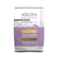 Supreme Science Selective Naturals Grain Free Guinea Pig Food 1.5kg