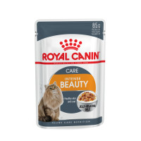 Royal Canin Intense Beauty in Jelly Cat Food 85g x 12