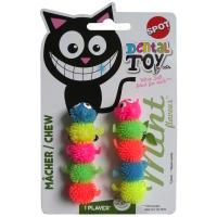 Spot Worm Catnip Cat Toy