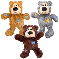 KONG Wild Knots Bears for Dogs X Small