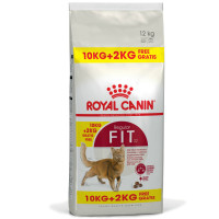 Royal Canin Health Nutrition Fit 32 Cat Food 10kg + 2kg FREE