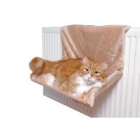 Ancol Acticat Comfy Radiator Cat Bed Beige