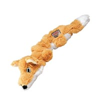Kong Scrunch Knots Fox Dog Toy Large