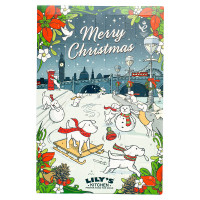 Lilys Kitchen Christmas Advent Calendar for Dogs  122g
