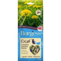 Burgess Excel Garden Herbs Snacks 120g