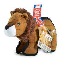Sharples Pet Tuff Lion Dog Toy 11""