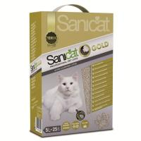 Sanicat Gold Clumping Cat Litter 5L