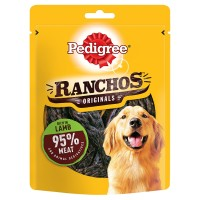 Pedigree Original Ranchos Dog Treats 70g - Lamb