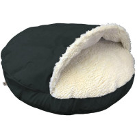 Snoozer Luxury Cozy Cave Dog Bed Anthracite