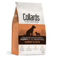 Collards Turkey & Rice Puppy Food 10kg