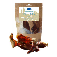 Hollings Pig Tails Natural Dog Treats 120g