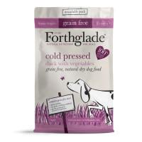 Forthglade Cold Pressed & Grain Free Duck Dog Food 6kg