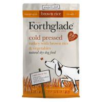 Forthglade Cold Pressed Turkey & Brown Rice Dog Food 6kg