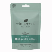 The Innocent Guinea Herb Garden Nibbles 60g