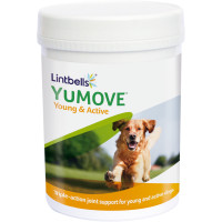 Yumove Young & Active Dog Joint Support x 60