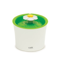 Catit Flower Fountain for Cats & Small Dogs 3 Litre Water Fountain