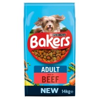 Bakers Beef & Vegetable Adult Dog Food 5kg