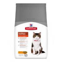 Hills Science Plan Feline Adult Hairball Control Chicken 5kg