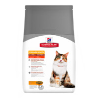Hills Science Plan Feline Urinary & Hairball Control Chicken 300g