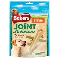 Bakers Joint Delicious Chicken Dog Treats Large Dog (25kg+)