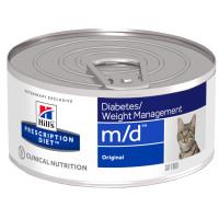 Hills Prescription Diet Feline MD Canned Liver 156g x 72