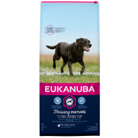 Eukanuba Thriving Mature Chicken Large Breed Mature Dog Food  12kg