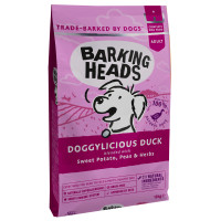 Barking Heads Doggylicious Duck Grain Free Adult Dog Food