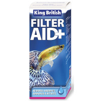 King British Filter Aid+ Water Treatment