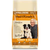 Paul O Gradys Hypoallergenic Turkey & Rice Adult Dog Food