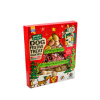 Good Boy Christmas Treat Assortment for Dogs 185g