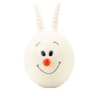 Snowman Lobber Christmas Dog Toy 120mm