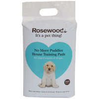 Rosewood Options Puppy Training Pads 14 Pack