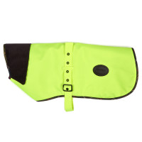 Barbour Waterproof High Vis Dog Coat in  Yellow
