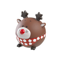 House of Paws Rudolph Vinyl Christmas Dog Toy