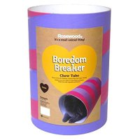Rosewood Small Animal Boredom Breaker Chew Tubes Giant - Rabbit