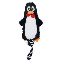 Rosewood Giggling Penguin Christmas Dog Toy