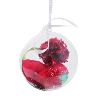 Rosewood Multi Toy Catnip Christmas Bauble Cat Toy