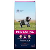 Eukanuba Caring Senior Chicken Medium Breed Senior Dog Food